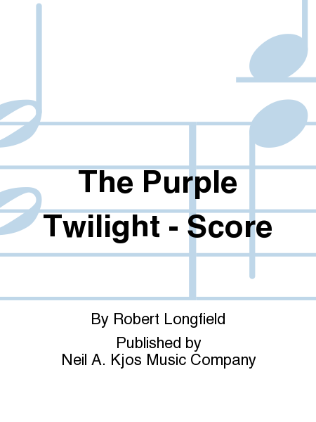 The Purple Twilight - Score