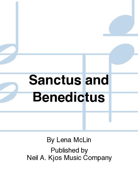 Sanctus and Benedictus