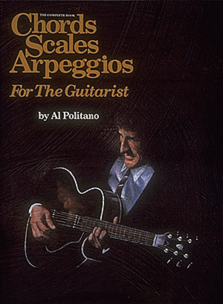 The Complete Book Of Chords, Scales, Arpeggios For The Guitar