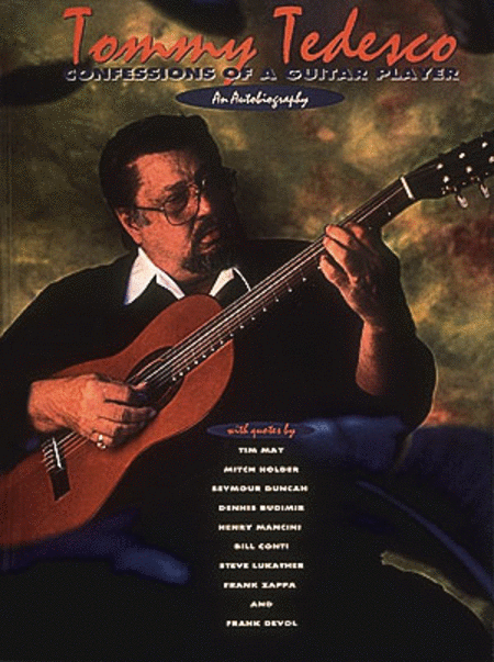 Tommy Tedesco - Confessions of a Guitar Player