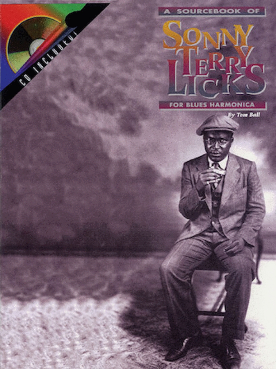 The Sourcebook Of Sonny Terry Licks For Harmonica