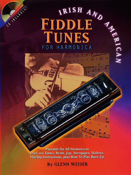 Irish And American Fiddle Tunes For Harmonica