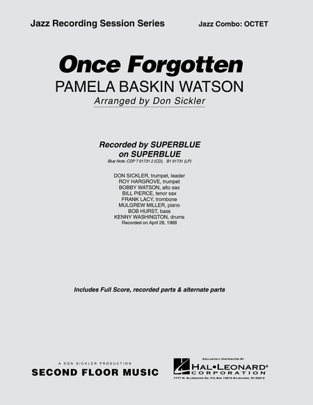 Once Forgotten