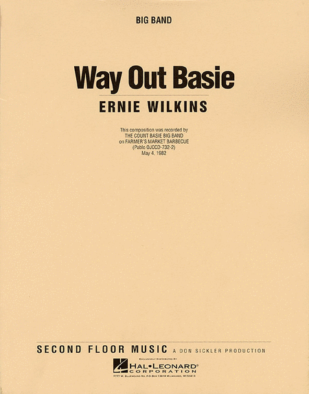 Way Out Basie