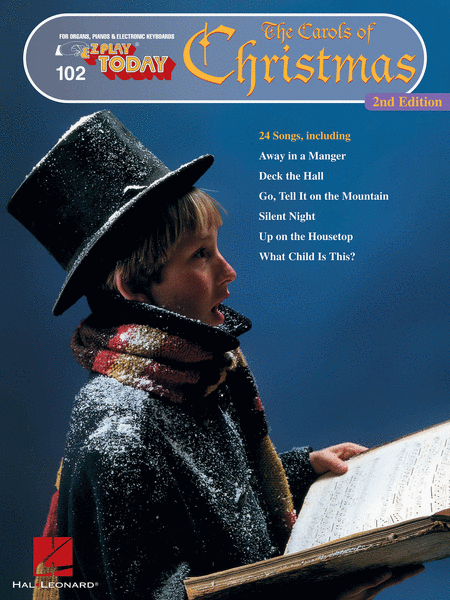 E-Z Play Today #102. The Carols of Christmas