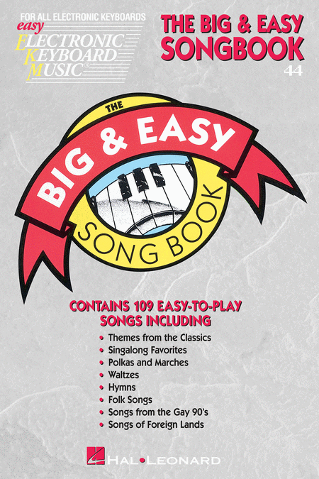 Big & Easy Songbook