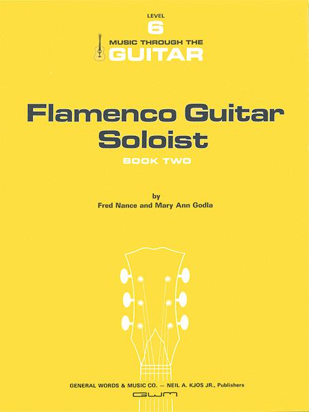 Flamenco Guitar Soloist, Book 2
