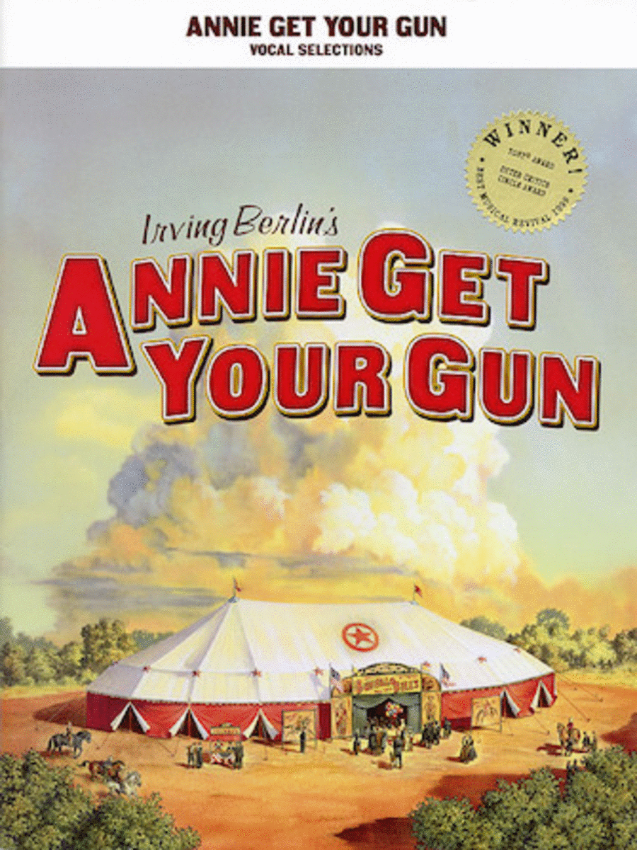 Annie Get Your Gun Chorus - Kathleen Carnes - Show Business