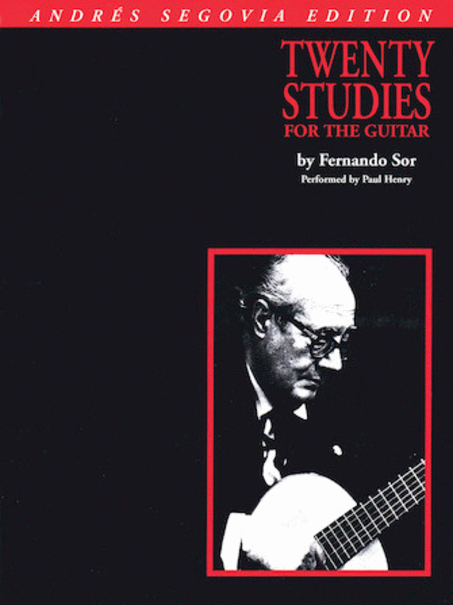 20 Studies for Guitar