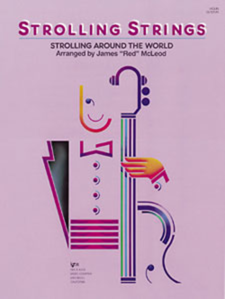 Strolling Around the World - Cello