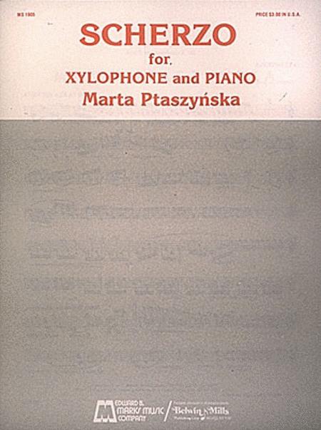 Scherzo for Xylophone & Piano
