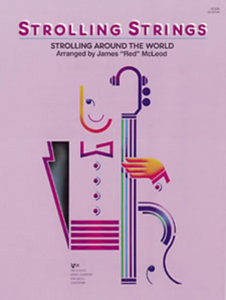 Strolling Around the World - Piano