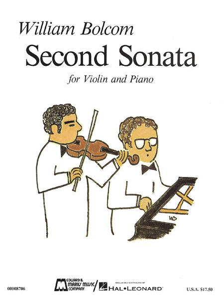 Second Sonata for Violin and Piano