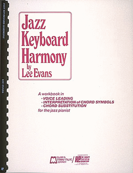 Jazz Keyboard Harmony