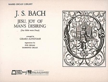 Jesu, Joy of Man's Desiring - Organ Solo