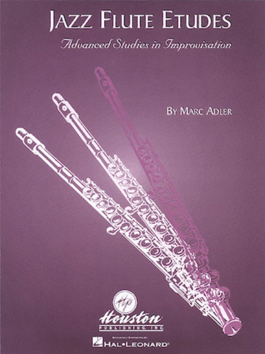 Jazz Flute Etudes