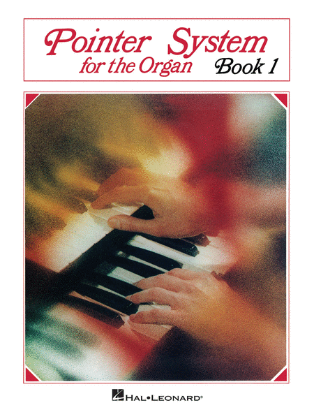 Pointer System For The Organ Instruction Book 1