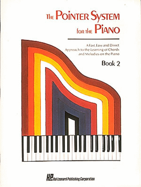 Pointer System for the Piano - Instruction Book 2