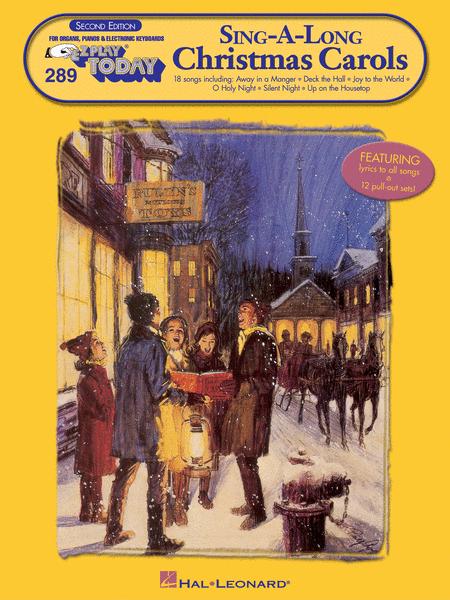 E-Z Play Today #289. Sing-A-Long Christmas Carols