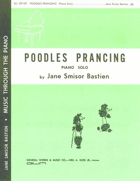 Poodles Prancing