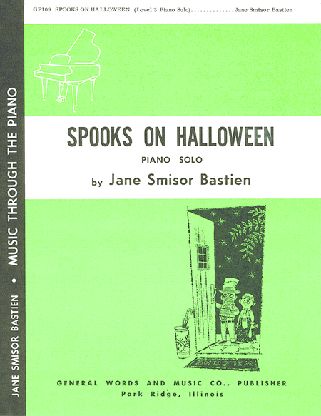Spooks on Halloween