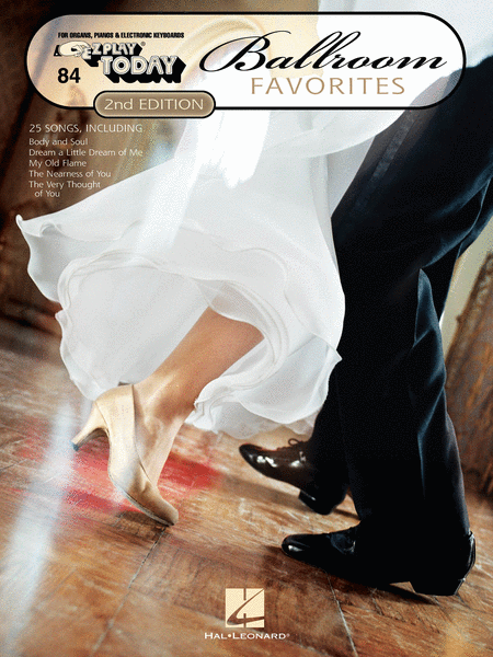 Ballroom Favorites - 2nd Edition