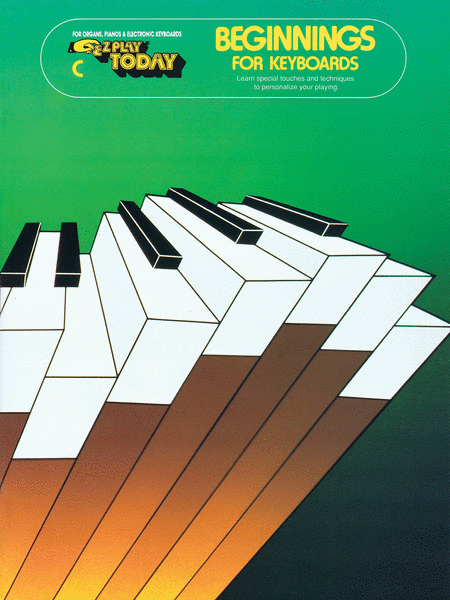 Beginnings For Keyboards - Book C