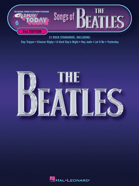 Songs of the Beatles - 2nd Edition