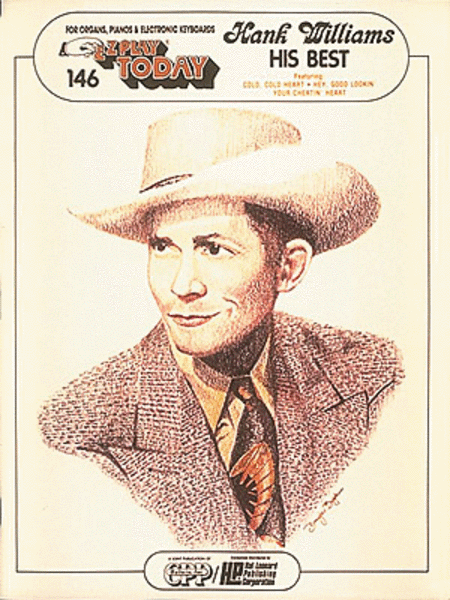 E-Z Play Today #146 - Hank Williams: His Best
