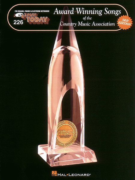 Award-Winning Songs of the Country Music Association - 3rd Edition