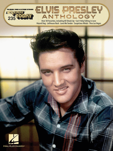 E-Z Play Today #235 - Elvis Presley Anthology
