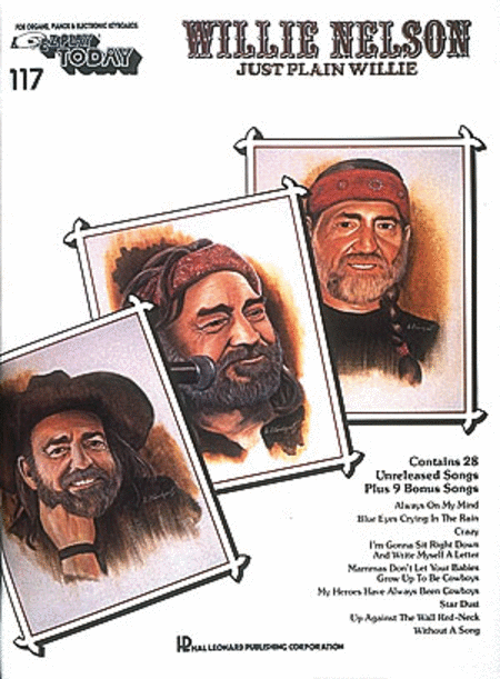 Willie Nelson - Just Plain Willie