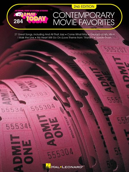 Contemporary Movie Favorites