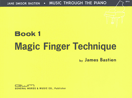 Magic Finger Technique, Book 1