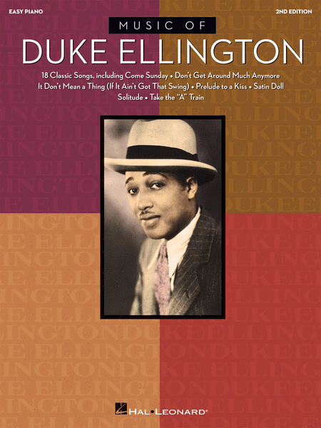 Music of Duke Ellington - Easy Piano