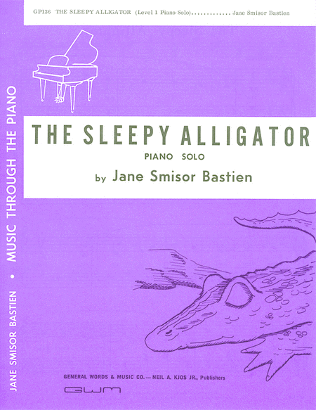 The Sleepy Alligator
