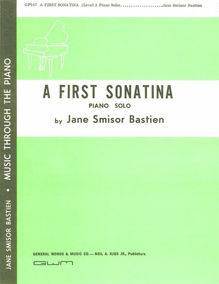 A First Sonatina