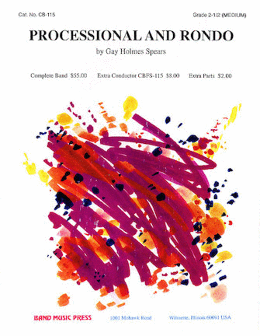 Processional and Rondo