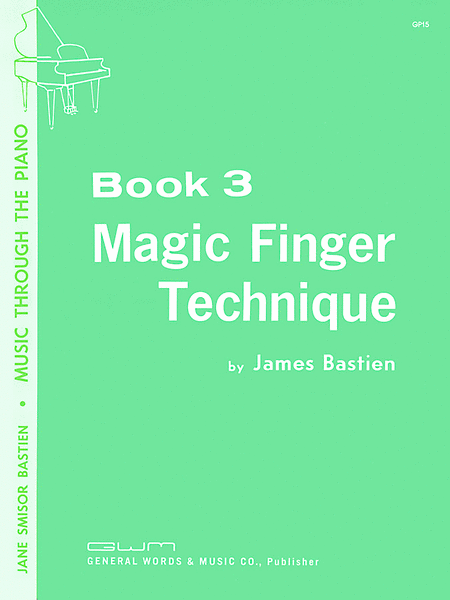 Magic Finger Technique, Book 3