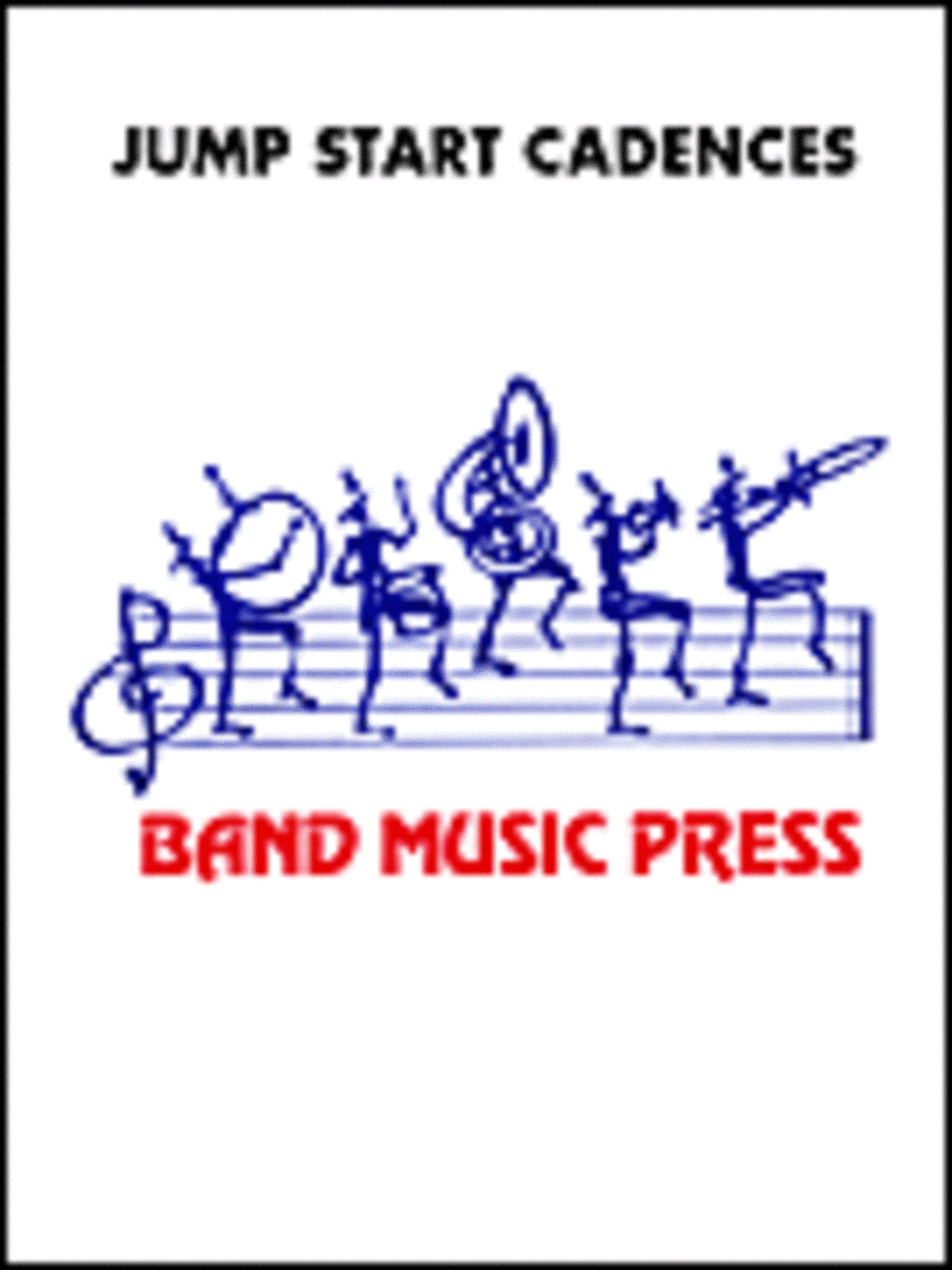 Jump Start Cadences for Percussion