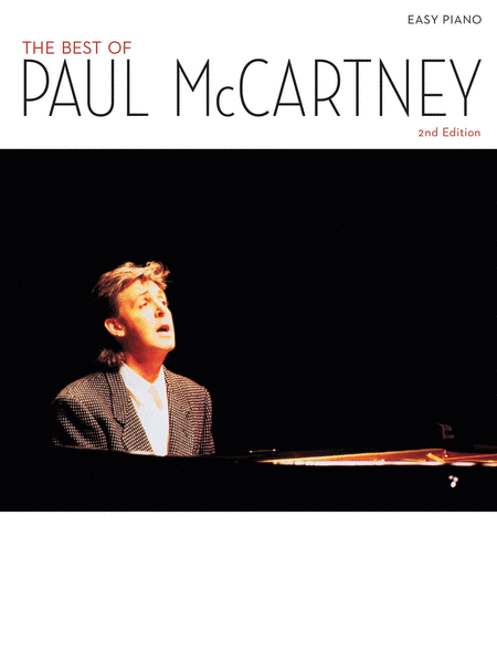 The Best Of Paul McCartney - Easy Piano