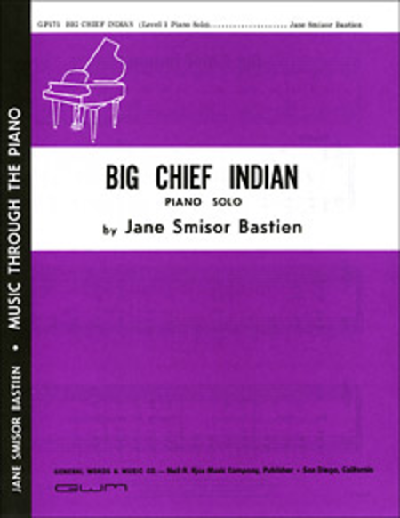 Big Chief Indian