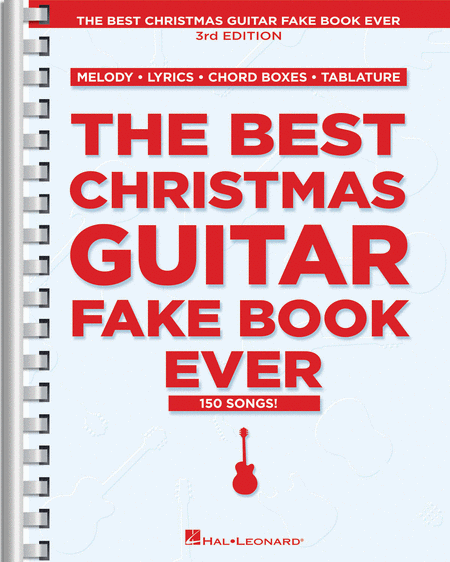 The Best Christmas Guitar Fake Book Ever