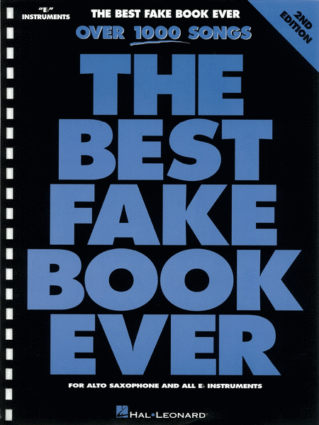 The Best Fake Book Ever - Bb 2nd Edition