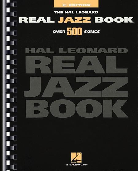 The Hal Leonard Real Jazz Book