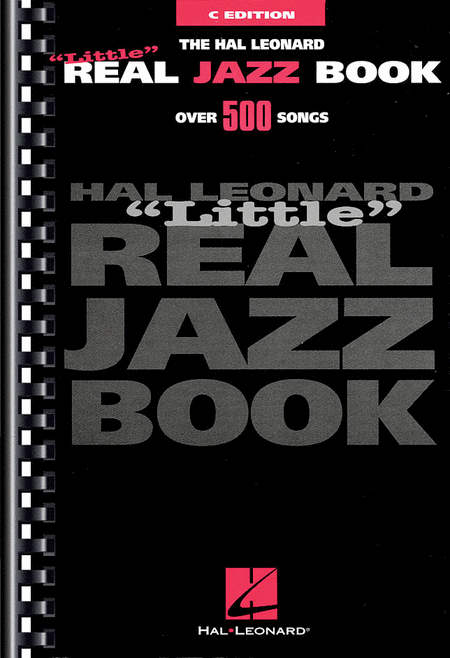 The Hal Leonard Real Little Jazz Book - C Edition