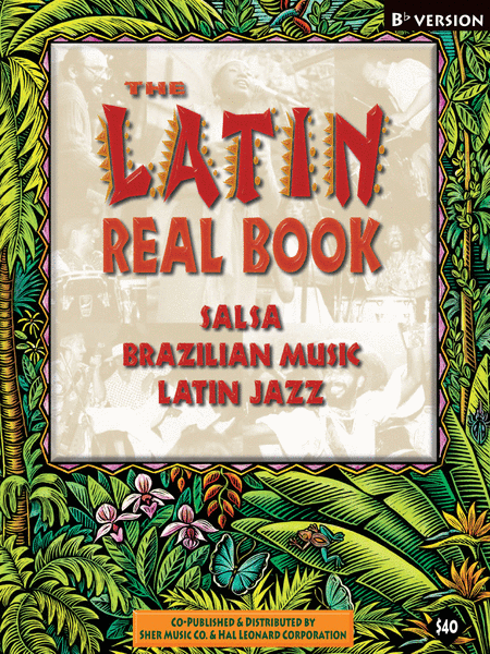 The Latin Real Book - Bb Edition