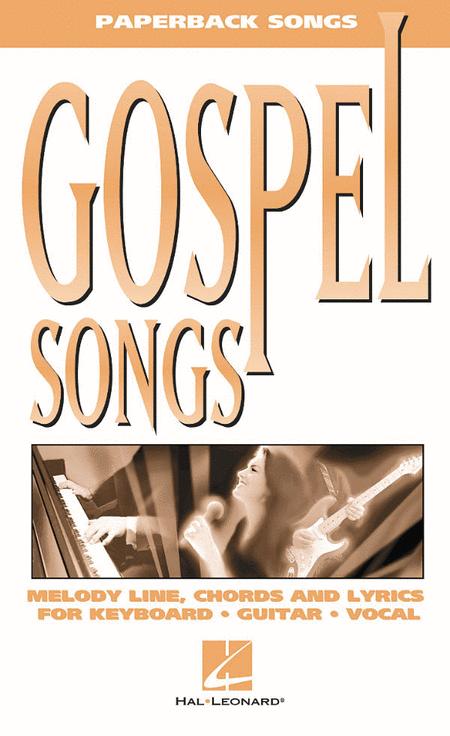 Gospel Songs Sheet Music By Various Sheet Music Plus
