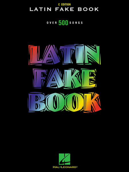 Latin Fake Book