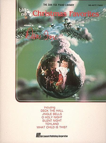 Christmas Favorites - Dan Fox - Big-Note